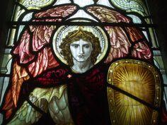 Archangel Michael  http://warwickshirechurches.weebly.com/uploads/1/3/2/1/13210589/6633003_orig.jpg