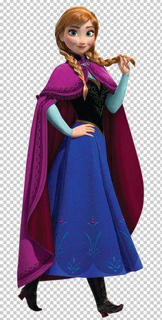 Anna Elsa Frozen Olaf Kristoff PNG - Free Download