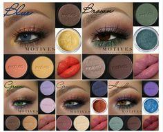 Eye shadow match - Google Search