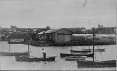 Melville Park Wharf, Perth, WA, 1898