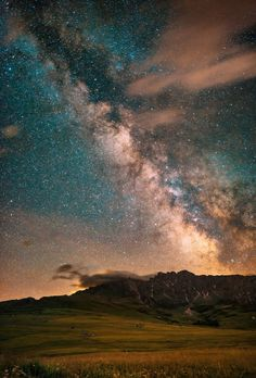 "etherealvistas: "" Stellar Path (Italy) by Nicolò Di Giovanni || Website """