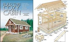 Build This Cozy Cabin For Under $6000