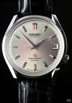 Grand Seiko Collection Historique - Hommage à la 62GS