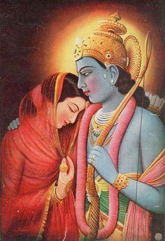 Goddess Sita weds Lord Rama in Karthiga month fifth day of Shukla Paksha Shiva Parvati Images, Hanuman Images, Lord Krishna Images, Krishna Pictures, Ram Sita Image, Shree Ram Images, Shri Ram Photo, Rama Lord, Ram Wallpaper