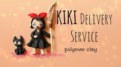 Kiki Delivery Service - Polymer Clay Tutorial