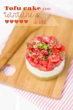 FashionFlavors – Benedetta Marchi Tofu cake con tartare di cuore di bue - FashionFlavors - Benedetta Marchi