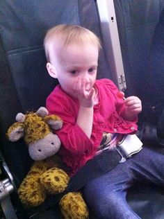 Do's and don'ts for traveling with a toddler