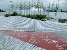 a f a s i a: RMP Stephan Lenzen Landschaftsarchitekten