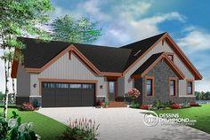 Plan de maison no. W3945-V1 de dessinsdrummond.com