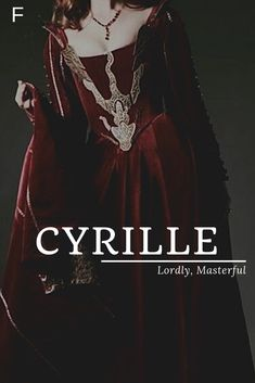 Cyrille means Lordly Masterful French names C baby names C baby names . - Cyrille means Lordly Masterful French names C baby names C baby names … - Female Character Names, Female Names, Female Fantasy Names, Unique Names, Cool Names, Names Starting With C, Hispanic Baby Names, Name Inspiration, Character Inspiration