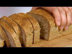 PAN INTEGRAL FACIL - Cómo me sano - YouTube Biscuits, Vegan Bread, Spanish Food, Sin Gluten, Bread Baking, Pain, Baked Goods, Banana Bread, Cravings