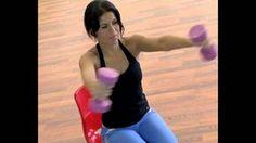 Cvičení pro pevná ramena a krásné štíhlé paže