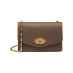 Mulberry - Small Darley in Clay Small Classic Grain Mini Handbags, Brown Handbags, Accessorize Bags, Brown Purses, Everyday Bag, Cow Leather, Mini Bag, Clutch Bag, Accessories