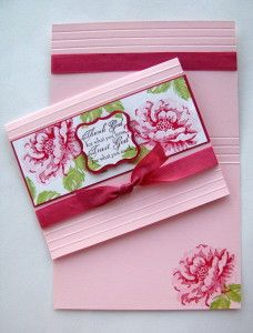 Flash Cards 2.0 - Stippled Blossoms | Simply Simple Stamping