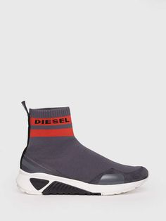 Shop for Sneakers - Grey - 40 by Diesel at ShopStyle. Roshe, Yeezy, Air Jordan, Under Armour, Men's Shoes, Shoes Sneakers, Diesel Shoes, Canada Shopping, Converse