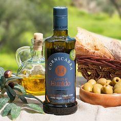 Cornicabra DOP Montes de Toledos - Testsieger Olivenöl - 1. Platz Leicht Fruchtig - Casas de Hualdo Olivenöl Kastilien La Mancha