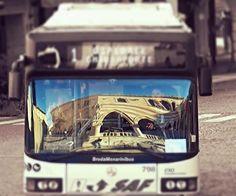 Autobus riflettenti....by Andrea Piccinato