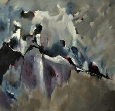 "Saatchi Online Artist Pol Ledent; Painting, ""abstract 8821206"" #art"