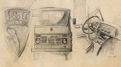 W 1952 roku na Tatarach w Lublinie powstała państwowa Fabryka Samochodów Ciężarowych (FSC). Furorę zrobił samochód dostawczy marki Żuk, który w krótkim czasie stał się symbolem epoki komunistycznej. W latach 70. lubelska FSC stała się jednym z największych ośrodków motoryzacyjnych na Lubelszczyźnie.  #PRL #Żuk #FSC #Lublin