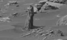 Alien Hunters Claim This 'Tree Stump' Is Proof There Was Once Life On Mars