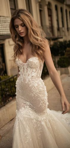 Berta Bridal Fall Wedding Dresses 2017