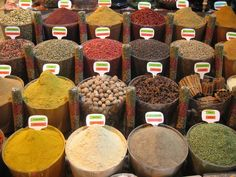 All about seasonings