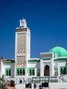 Ibn badis mosque. Bouira north of #Algeria