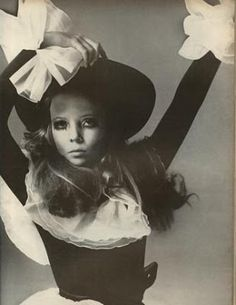 The Beauty of Life: Beautiful Belles: Penelope Tree