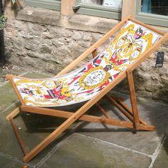 Kilver Court, Jack Wills Deck Chair