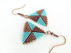 Hey, I found this really awesome Etsy listing at https://www.etsy.com/listing/155124742/peyote-earrings-peyote-triangle-earrings