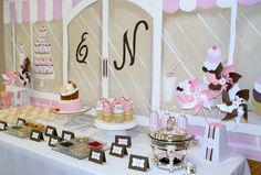 For my birthday this year, I'll be having an ice cream parlor party.