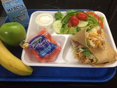 Honey Mustard Popcorn Chicken Wraps are the number one selling menu item in our high schools!
