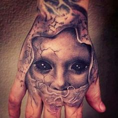Tattoos That Will Make Your Skin Crawl | Inked Magazine - Part 2 #inked #inkedmag #tattoo #art #tattoos #creepy #horror