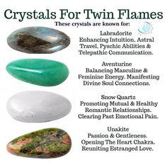 4 x Crystals For Love/Romance Labradorite, Unakite, Snow Quartz, Aventurine Tumbled stones Stones Healing Energy Empaths