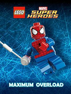 Spider-Man and Marvel's Super Heroes take on a mischievous Loki and a team of super villains in an all-new LEGO adventure. Lego Spiderman, Lego Marvel, Prime Video App, Amazon Prime Video, Contagion Film, What Is Amazon Prime, Amazon Prime Membership, Hd Trailers, Feature Film