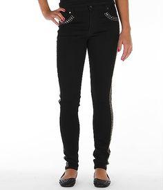 """""""Tinseltown Studded Skinny Stretch Jean"""" www.buckle.com"""