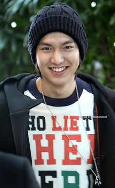 Lee Min Ho Love when he wears this kinds of hats... He looks very cool!정선카지노❖…