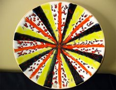 Beauce charger plate, 1965.