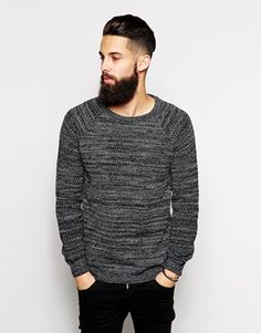 Enlarge ASOS Twisted Yarn Jumper