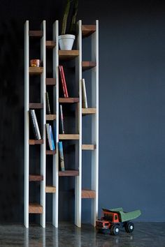 bibliotheque design r60