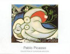 Pablo Picasso - Schlafende Frau