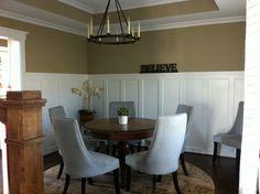 Dining Room in Kelsea Model