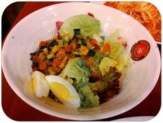 Sicilian Salad from Pastamania