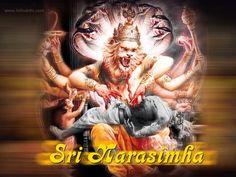 Sri Nrusimha Gayatri