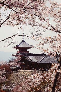 Kiyomizu-dera Kyoto, Japan