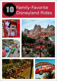 Top Five Favorite Rides at both Disneyland Parks #DisneySMMoms #California