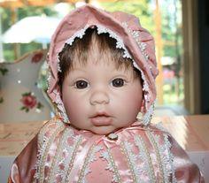 Lee Middleton Doll ~ She's a Peach   by Reva Schick |