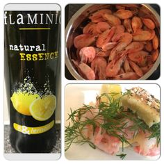 #olioflaminio #olio #flaminio #trevi #umbria #italy #recipe #extravirgin gamberi freschi con focaccia e aioli (Alatina)