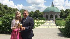 vorgestellt: Festival 500 Jahre Bayerisches Reinheitsgebot (22.-24.07.2016)
