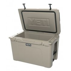 Yeti Cooler Tundra Series 105 Qt tan